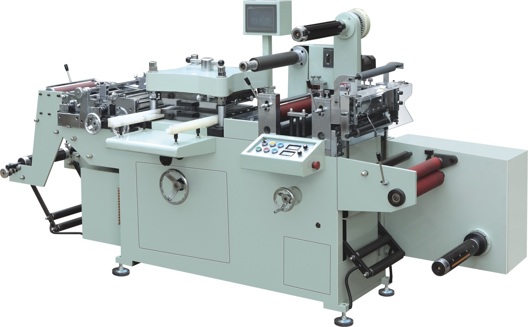 SELF ADHESIVE LABEL CUTTER