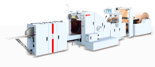 RJ 190 SQUARE BOTTOM PAPER BAG MACHINE