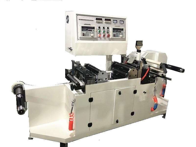 Sleeves inspection machine