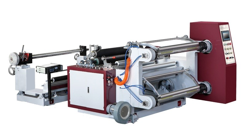 SLITTER REWINDER FOR PAPER